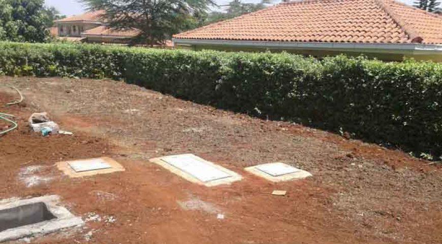 Biodigester in Kenya