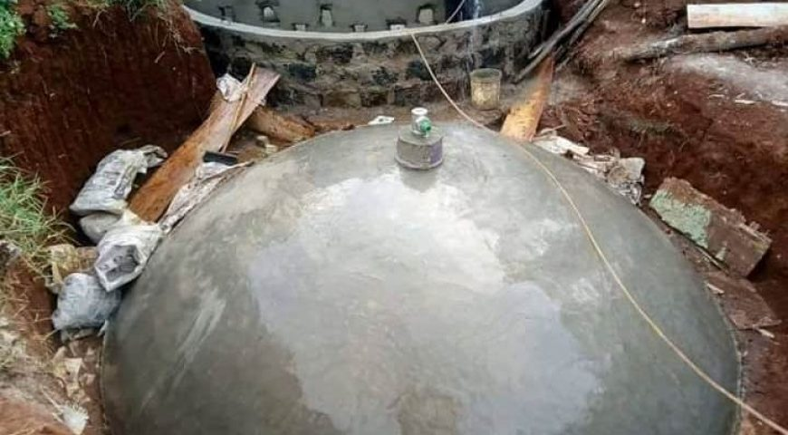 Biogas Digesters