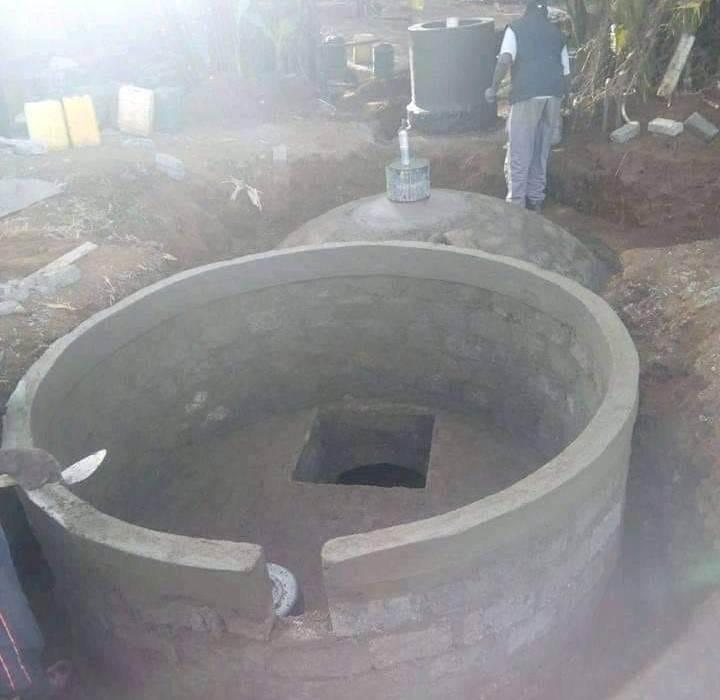 How to make biogas