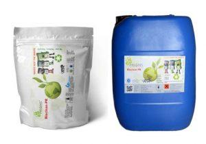 Enzyme formulation for Solid waste management