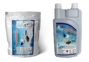Organic cleaning solution for Septic tank